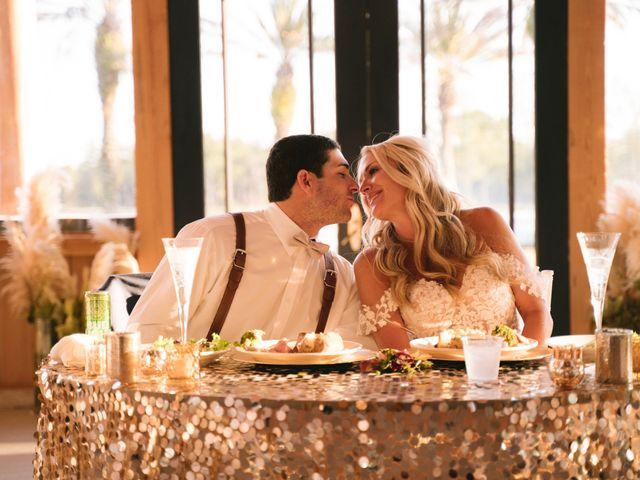 Brady and Danielle's Wedding in Callahan, Florida 31
