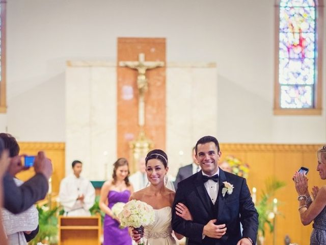 Alexandra and Stephen's Wedding in Amherst, New Hampshire 11