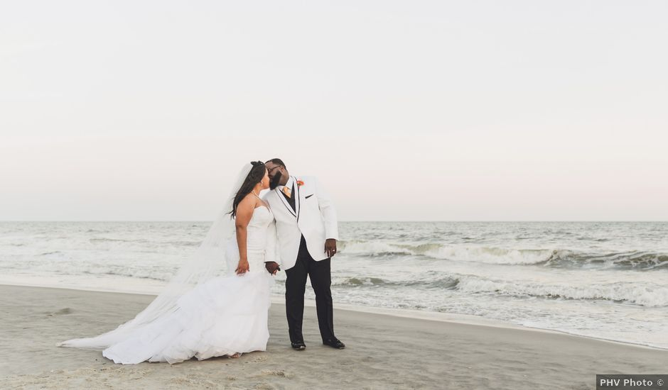 Andre and Chelsea's Wedding in Myrtle Beach, South Carolina