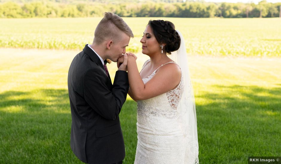 Devon and Maddy's Wedding in Rochester, Minnesota