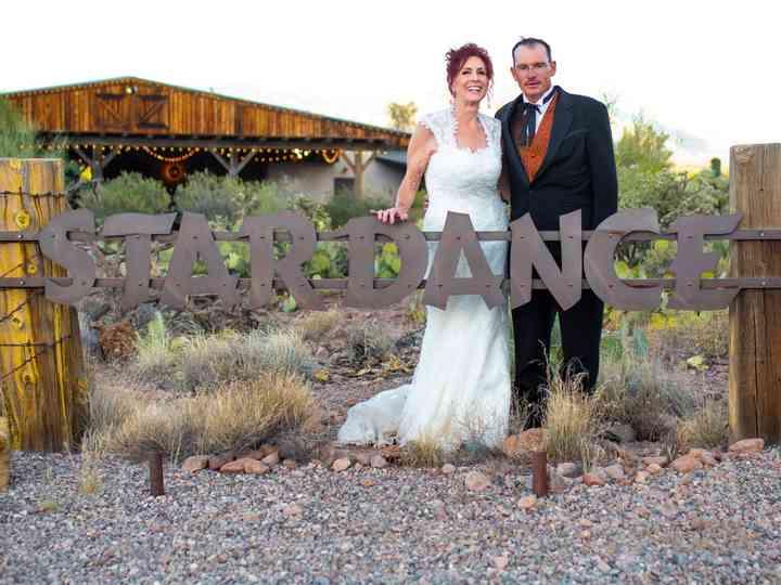 The wedding of Joyce and Jose