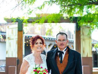 The wedding of Joyce and Jose 2