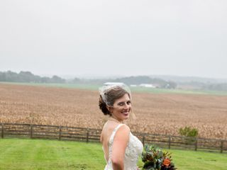 The wedding of Angela and Ben 1
