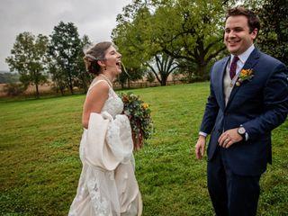 The wedding of Angela and Ben 3