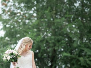 The wedding of McKenzie and Baylin 2