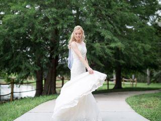 Baylin and McKenzie's Wedding in Orlando, Florida 3
