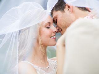 The wedding of McKenzie and Baylin