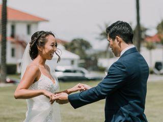 Jonathan and Erika's Wedding in San Pedro, California 3
