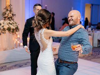 The wedding of Kimberly and Brandon 1