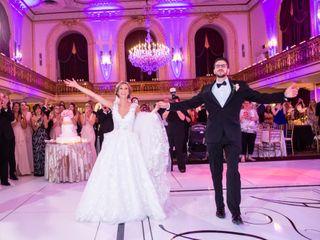 The wedding of Daniela and Alex 1