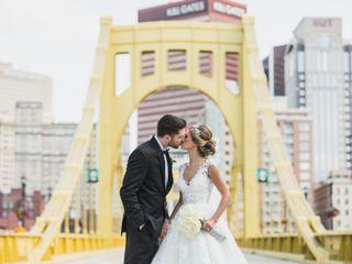 The wedding of Daniela and Alex