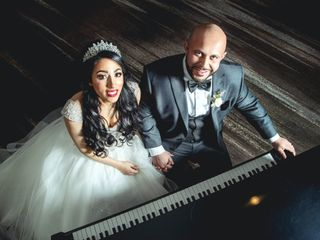 The wedding of Omer and Maggie