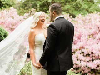 The wedding of Bailey and Nick