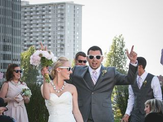 The wedding of Adam and Tanya 2