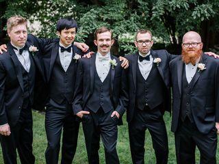 Rebecca and Tad's Wedding in Saint Paul Park, Minnesota 3