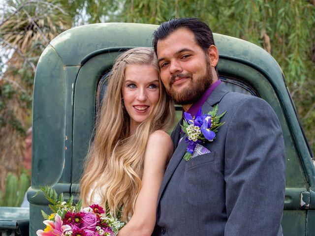 The wedding of Alex and Katrina