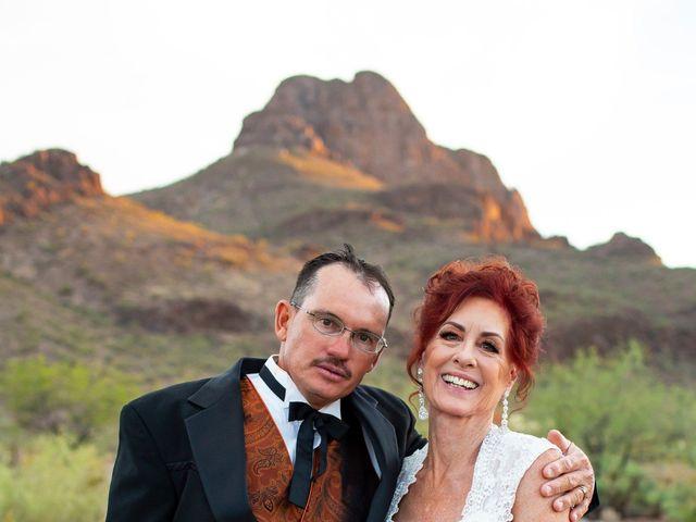 Jose and Joyce's Wedding in Tucson, Arizona 6