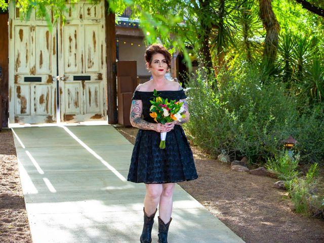 Jose and Joyce's Wedding in Tucson, Arizona 14