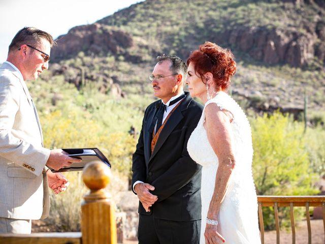 Jose and Joyce's Wedding in Tucson, Arizona 15