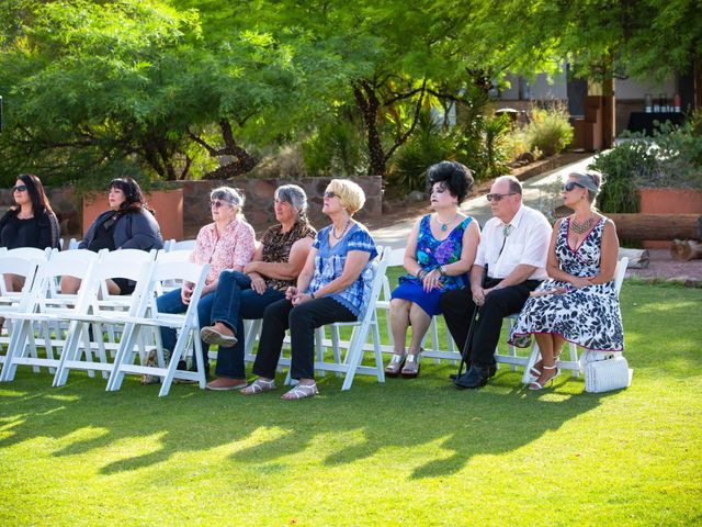 Jose and Joyce's Wedding in Tucson, Arizona 16