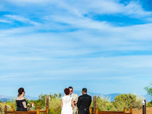 Jose and Joyce's Wedding in Tucson, Arizona 17