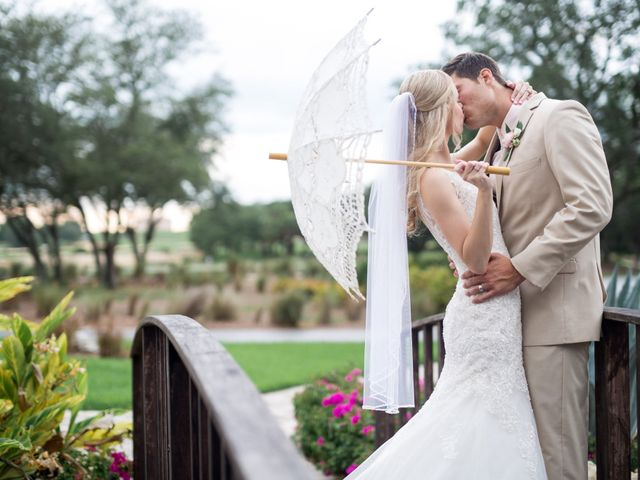 Baylin and McKenzie's Wedding in Orlando, Florida 1
