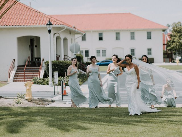Jonathan and Erika's Wedding in San Pedro, California 2