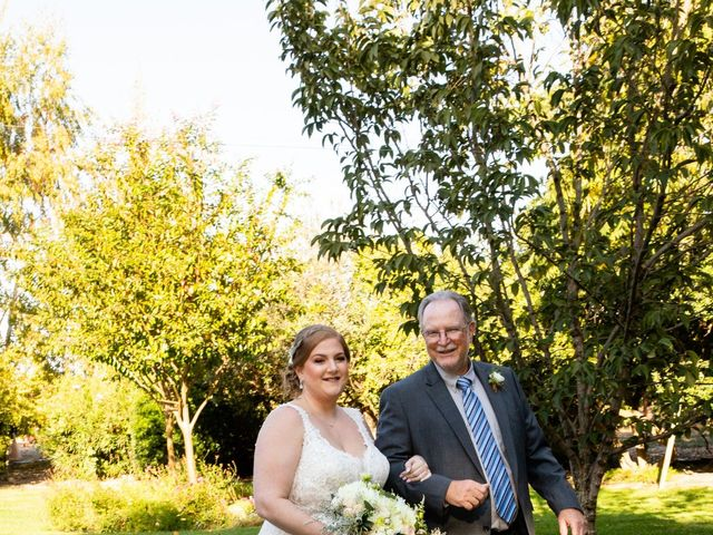 Brittney and Kyle's Wedding in Lodi, California 4