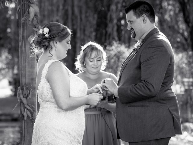 Brittney and Kyle's Wedding in Lodi, California 5