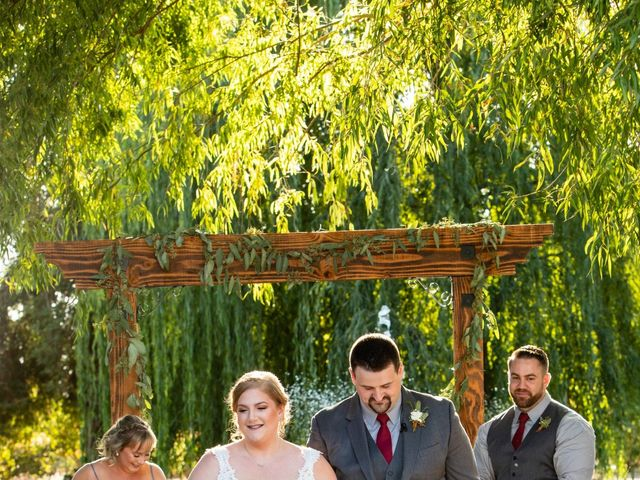 Brittney and Kyle's Wedding in Lodi, California 7