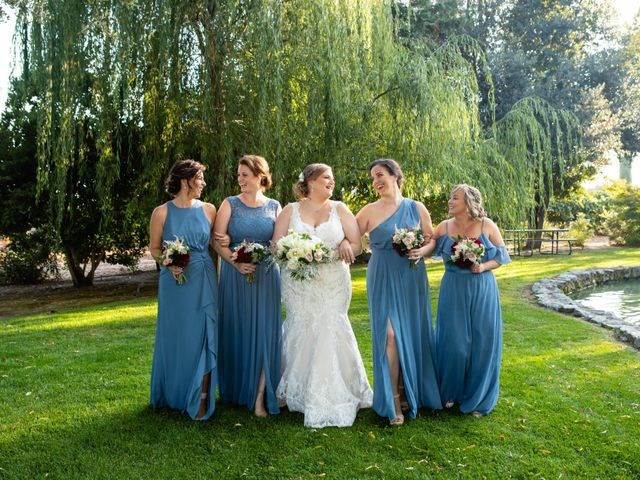 Brittney and Kyle's Wedding in Lodi, California 9