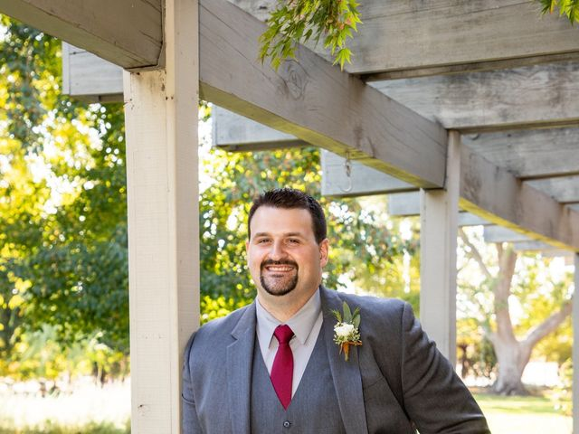 Brittney and Kyle's Wedding in Lodi, California 10