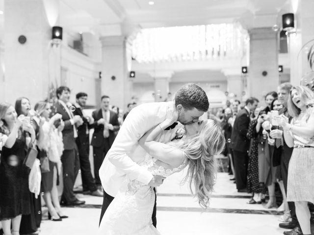 Weston and Liles's Wedding in Houston, Texas 4