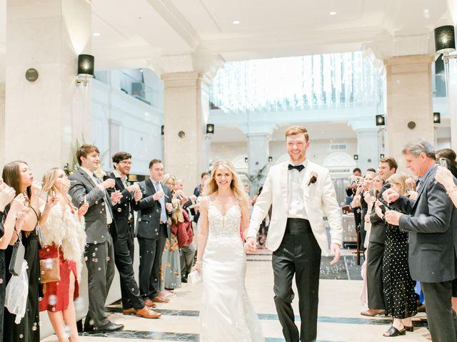 Weston and Liles's Wedding in Houston, Texas 5