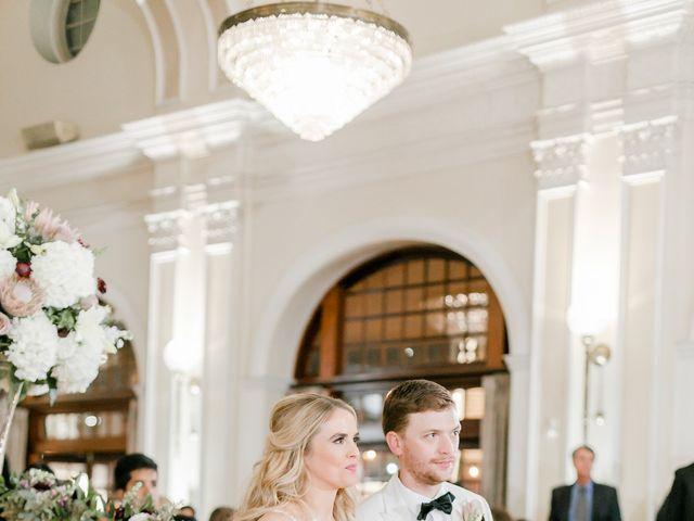 Weston and Liles's Wedding in Houston, Texas 9