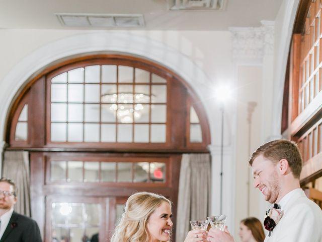 Weston and Liles's Wedding in Houston, Texas 10
