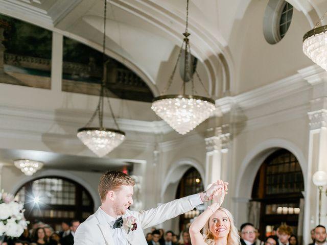 Weston and Liles's Wedding in Houston, Texas 12