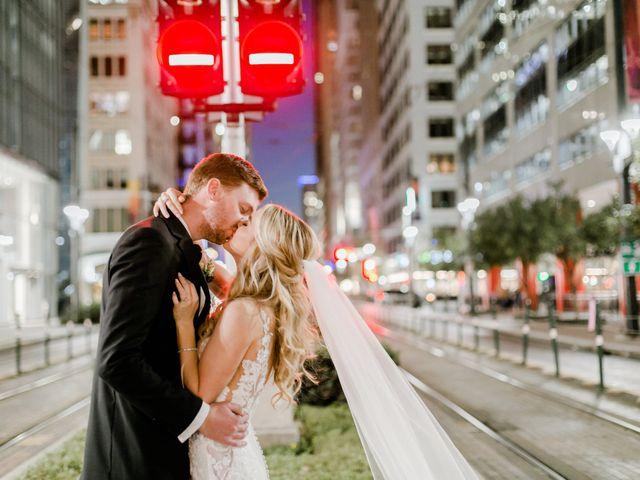 Weston and Liles's Wedding in Houston, Texas 20