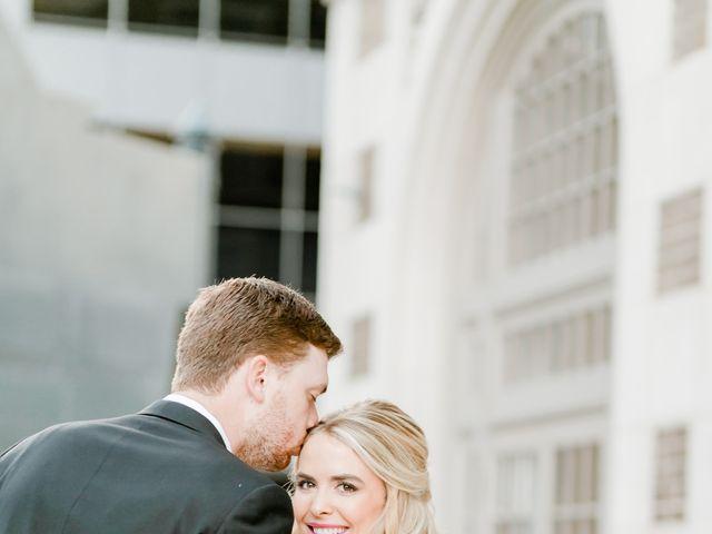 Weston and Liles's Wedding in Houston, Texas 32