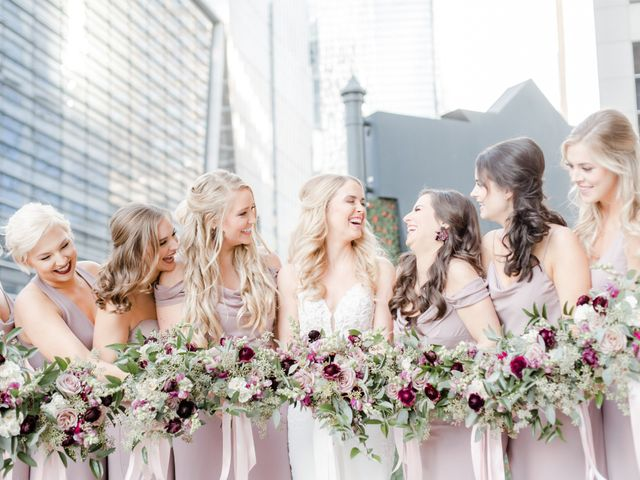 Weston and Liles's Wedding in Houston, Texas 41