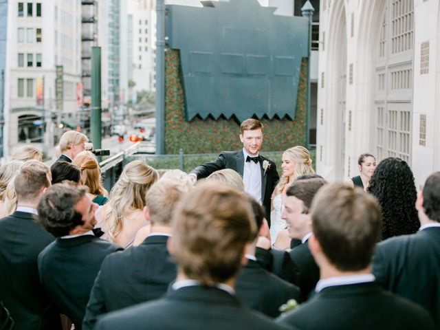 Weston and Liles's Wedding in Houston, Texas 51