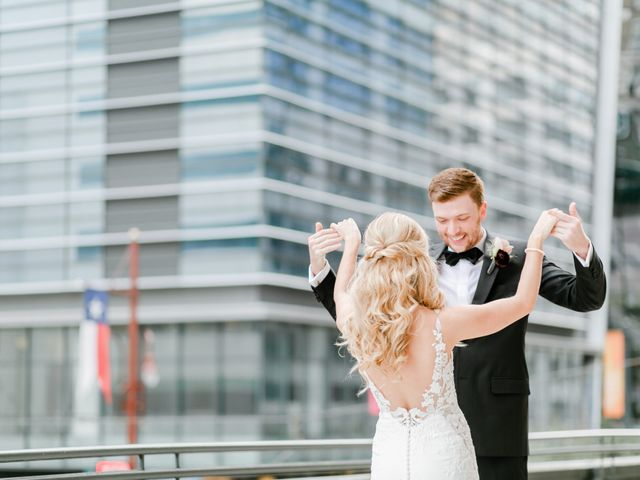Weston and Liles's Wedding in Houston, Texas 71
