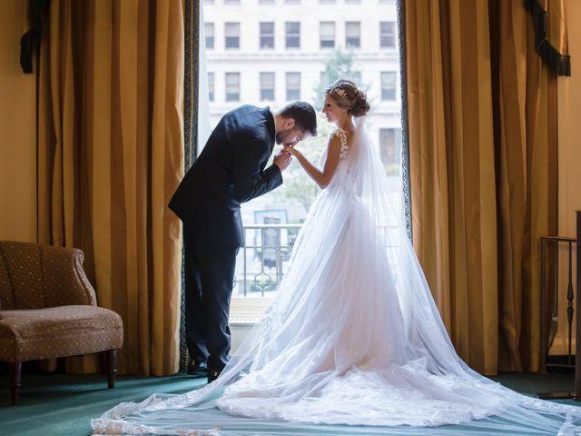 Alex and Daniela's Wedding in Pittsburgh, Pennsylvania 2