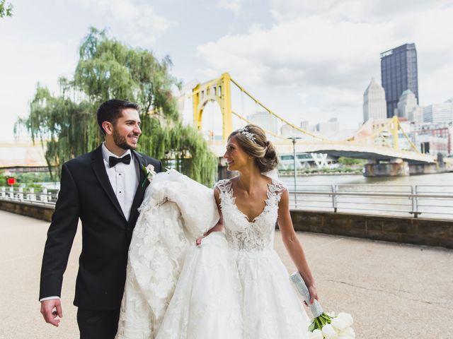 Alex and Daniela's Wedding in Pittsburgh, Pennsylvania 9