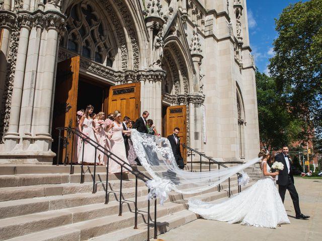 Alex and Daniela's Wedding in Pittsburgh, Pennsylvania 13