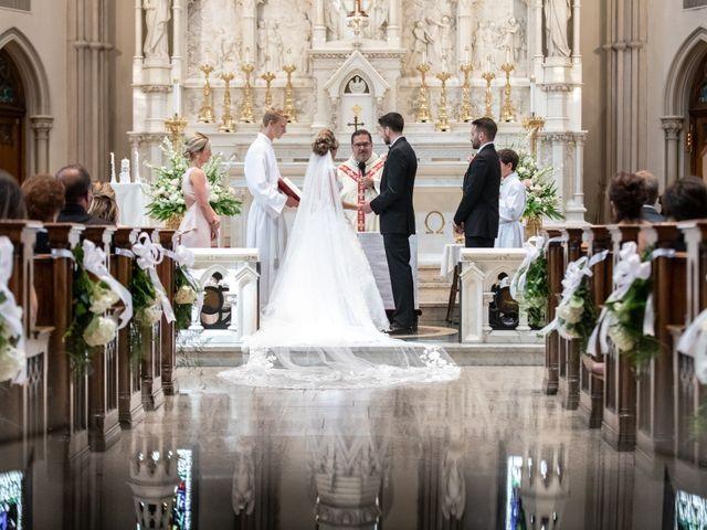Alex and Daniela's Wedding in Pittsburgh, Pennsylvania 14