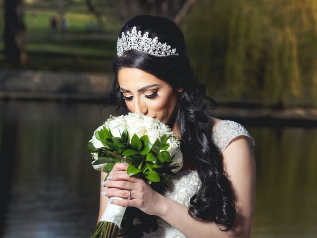 Maggie and Omer's Wedding in Kansas City, Missouri 7