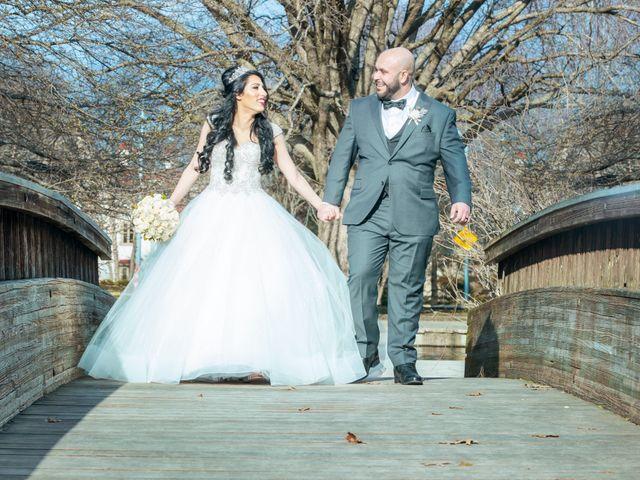Maggie and Omer's Wedding in Kansas City, Missouri 10