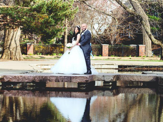 Maggie and Omer's Wedding in Kansas City, Missouri 11