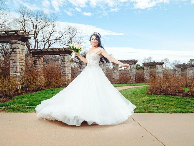 Maggie and Omer's Wedding in Kansas City, Missouri 12